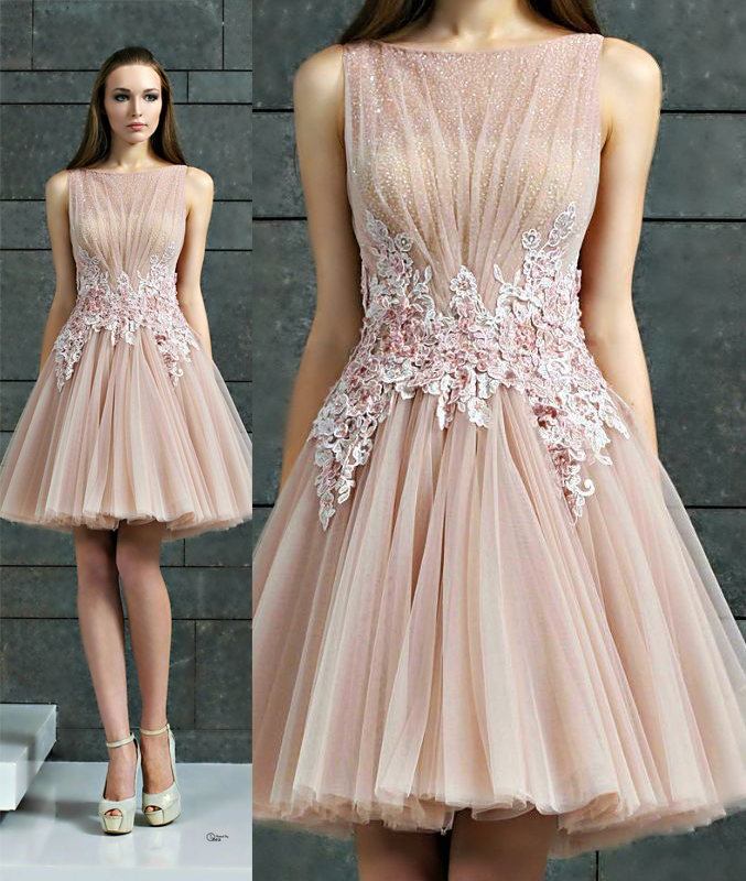 Short Evening Dresses 95