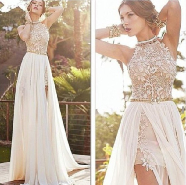 Pd242 Fashion Prom Dress-Sexy Halter Prom Dress-New Design Prom ...