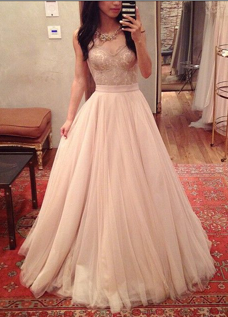 Pd12212Charming Prom Dress,Sweetheart Prom Dress,A-Line Prom Dress,Noble Prom Dress,Tulle Prom Dress